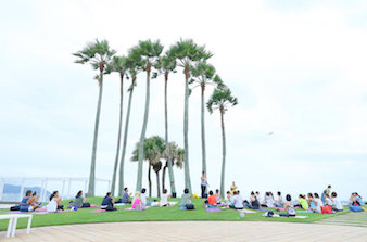 SHONAN BEACH YOGAが再始動!