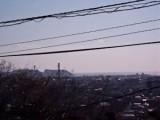 2階からは江ノ島と相模湾が一望できる。夏にはここから花火も楽しめるそう。