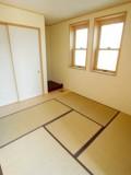 日本の心、和室があるとやっぱり落ち着く。