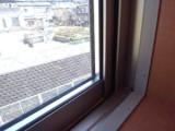 全室ペアガラス使用で安心。