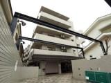 閑静な住宅地にあるクリオ片瀬江ノ島壱番館。