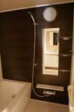 バスルームは最新式の仕様。
