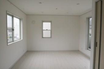 3階の洋室は、ゆったり7.0帖。
