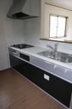 浄水器一体型のシステムキッチン