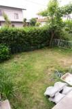 芝生がある庭って憧れる!