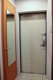 安心の玄関ドア。