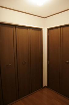 1階奥の納戸