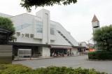 茅ヶ崎駅南口から徒歩12分。