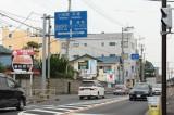 国道1号線そば。横浜方面も平塚方面も1本で行ける。