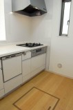 食洗機と床下収納はぜひつけたいところ。
