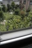 日射熱UVカットのLOW-E複層ガラスを装備