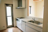 IH、食洗機、オールインワン水栓完備のキッチン