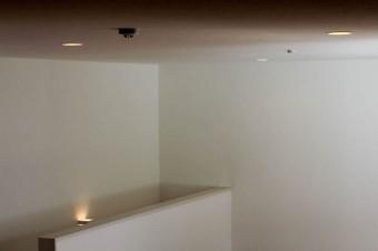 ダウンライトの照明の使い方が上級テク。