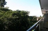 ベランダからの眺望