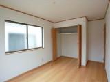 2階洋室のクローゼット。
